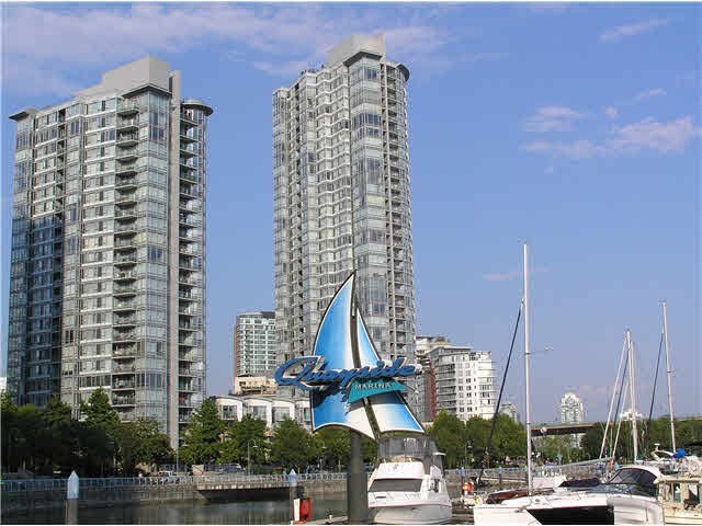 Main Photo: 2702 1033 MARINASIDE CRESCENT in : Yaletown Condo for sale : MLS®# V1088112