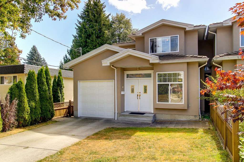 Main Photo: 4058 FOREST STREET - LISTED BY SUTTON CENTRE REALTY in Burnaby: Burnaby Hospital House 1/2 Duplex for sale (Burnaby South)  : MLS®# R2207552