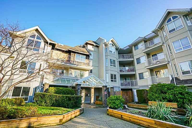 "Main Photo: 110 13475 96 Avenue in Surrey: Whalley Condo for sale in ""IVY CREEK"" (North Surrey)  : MLS®# R2226861"