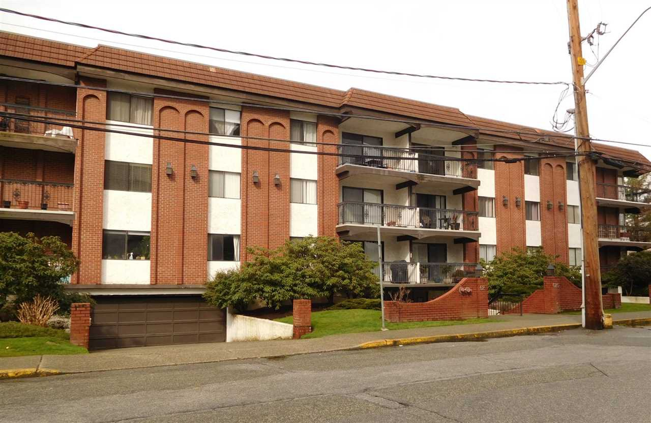 "Main Photo: 108 625 HAMILTON Street in New Westminster: Uptown NW Condo for sale in ""CASA DEL SOL"" : MLS®# R2247881"