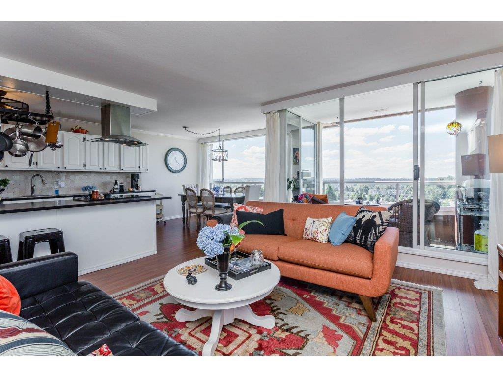 """Main Photo: 1204 11980 222 Street in Maple Ridge: West Central Condo for sale in """"GORDON TOWERS"""" : MLS®# R2288028"""