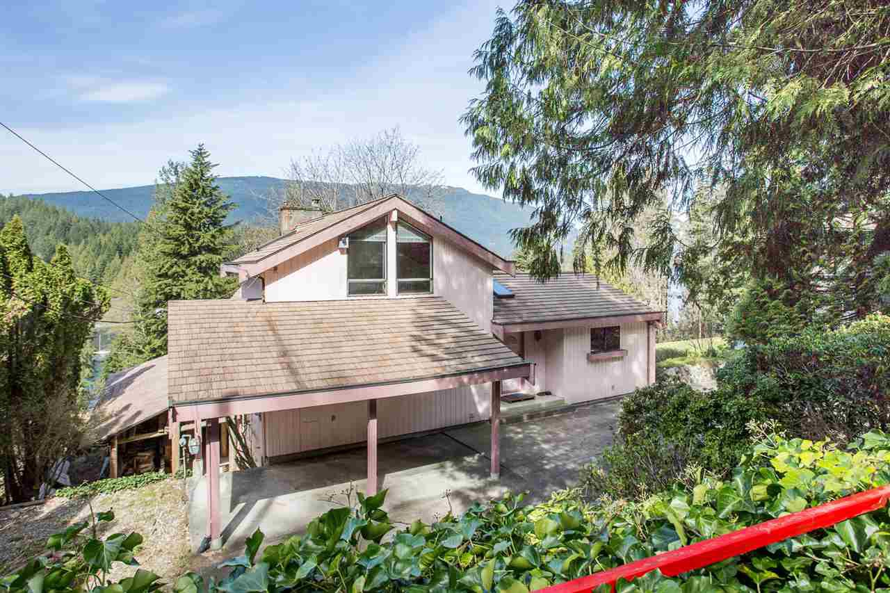 Main Photo: 4103 BEDWELL BAY Road: Belcarra House for sale (Port Moody)  : MLS®# R2356219