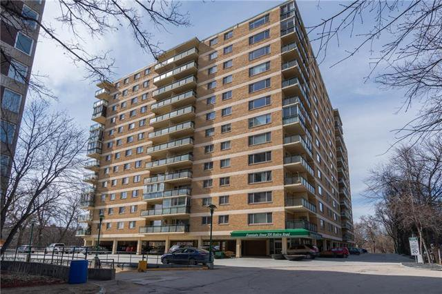 Main Photo: 10N 300 Roslyn Road in Winnipeg: Osborne Village Condominium for sale (1B)  : MLS®# 1909305