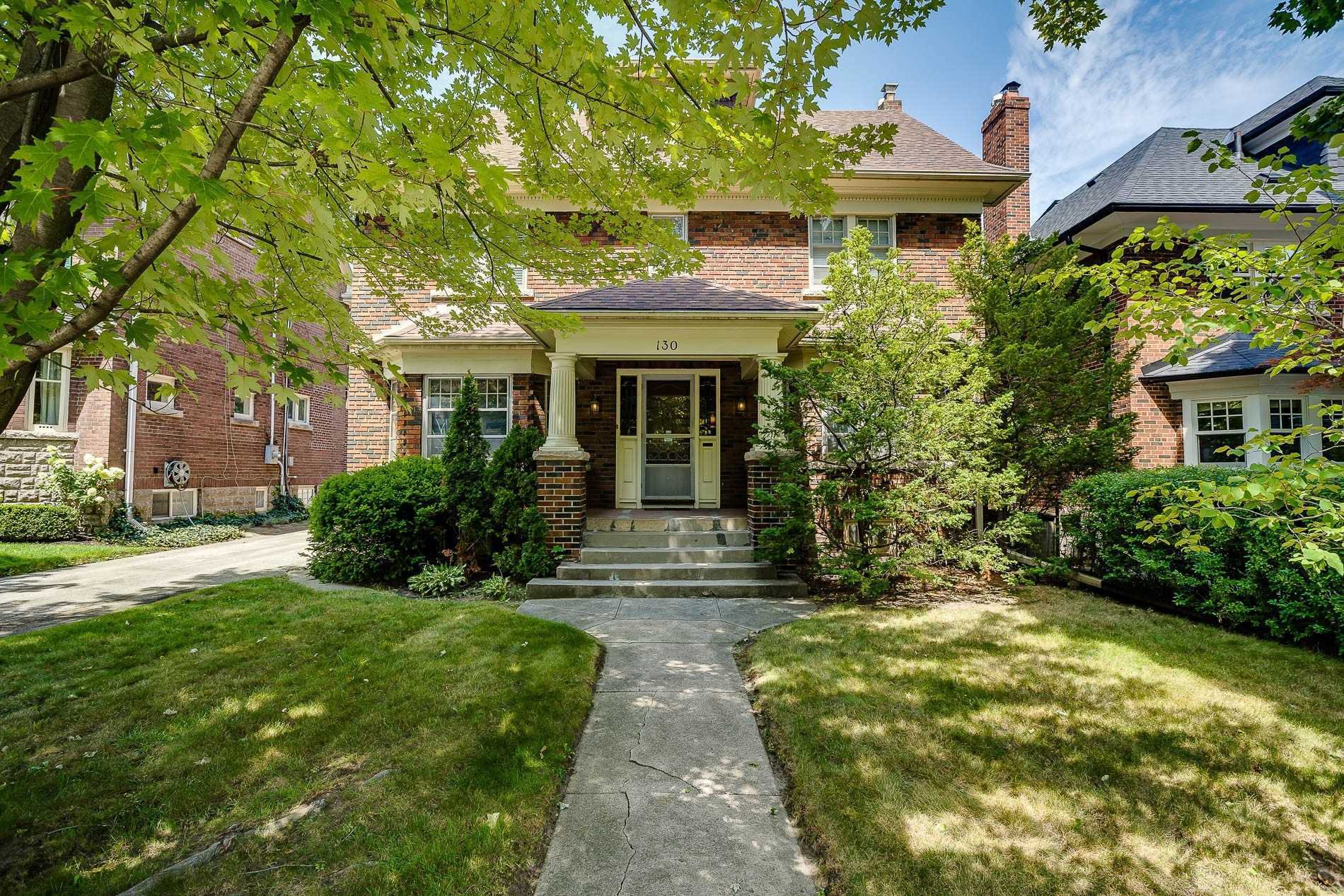 Main Photo: 130 Golfdale Road in Toronto: Lawrence Park North House (2 1/2 Storey) for sale (Toronto C04)  : MLS®# C4481737