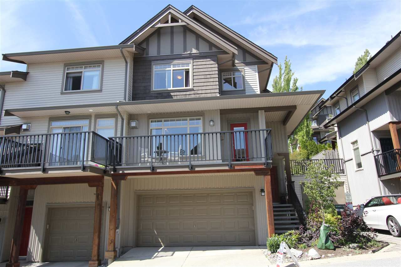 "Main Photo: 41 55 HAWTHORN Drive in Port Moody: Heritage Woods PM Townhouse for sale in ""Cobalt Sky"" : MLS®# R2385326"