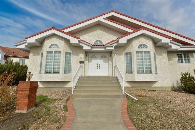 Main Photo: 258 WOLF RIDGE Close in Edmonton: Zone 22 House for sale : MLS®# E4170997