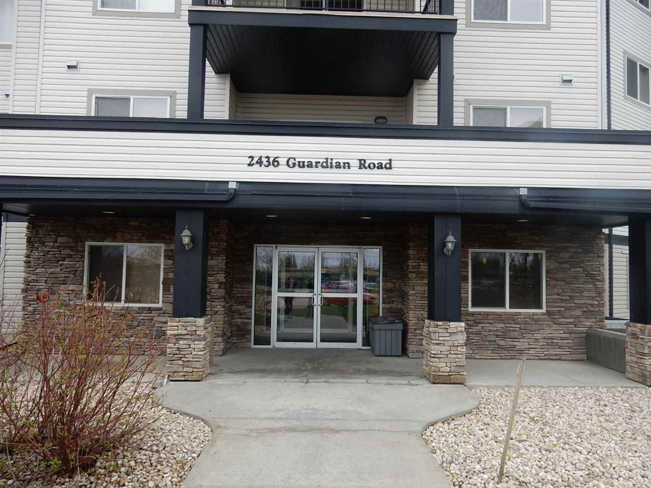 Main Photo: 133 2436 Guardian Road in Edmonton: Zone 58 Condo for sale : MLS®# E4199688