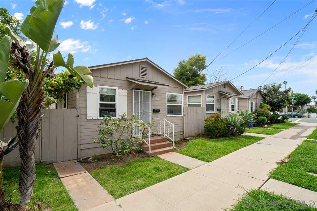 Main Photo: UNIVERSITY HEIGHTS Property for sale: 4499 Campus Ave in San Diego