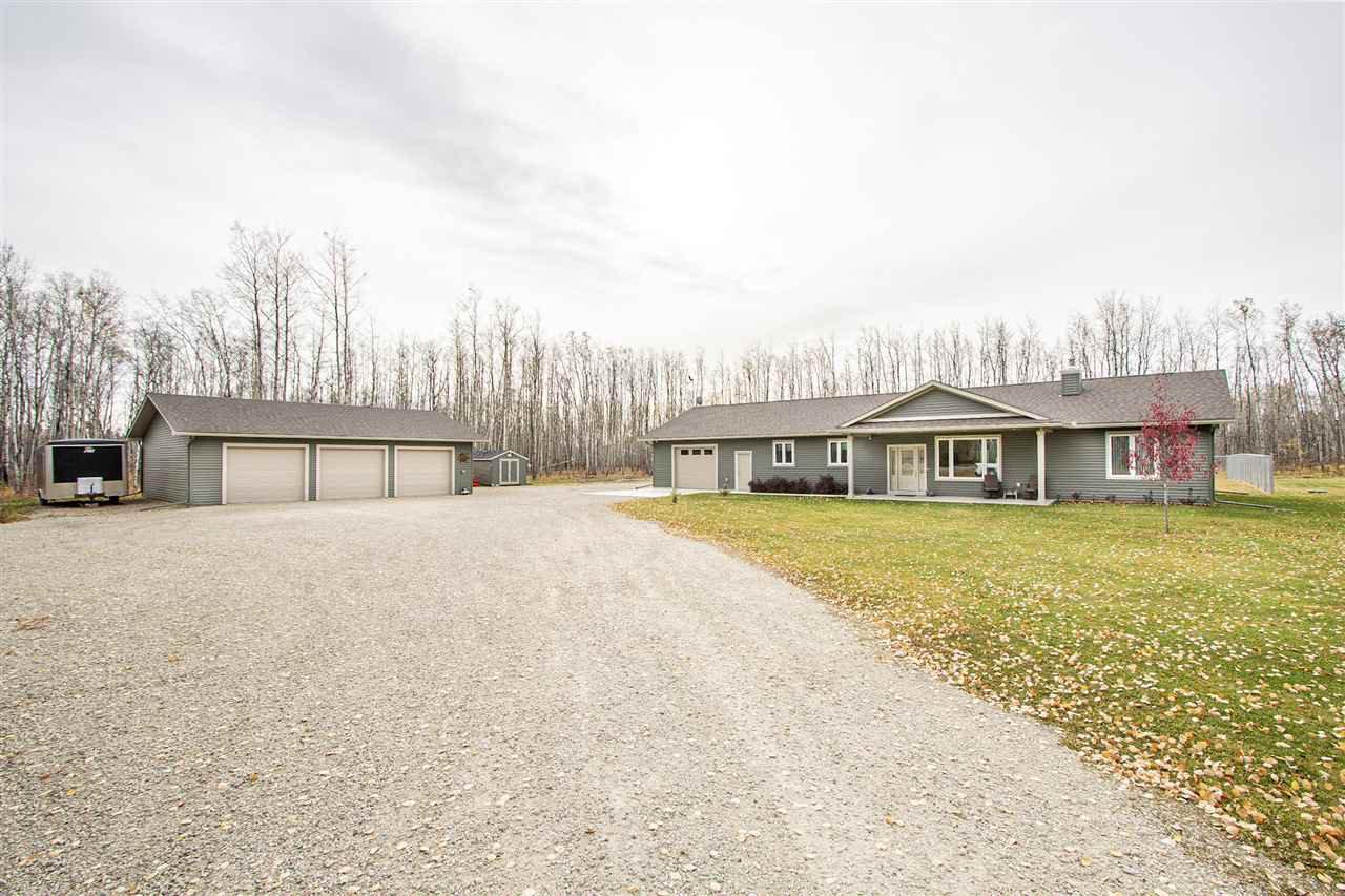 Main Photo: 63324 Range Road 435: Rural Bonnyville M.D. House for sale : MLS®# E4217165