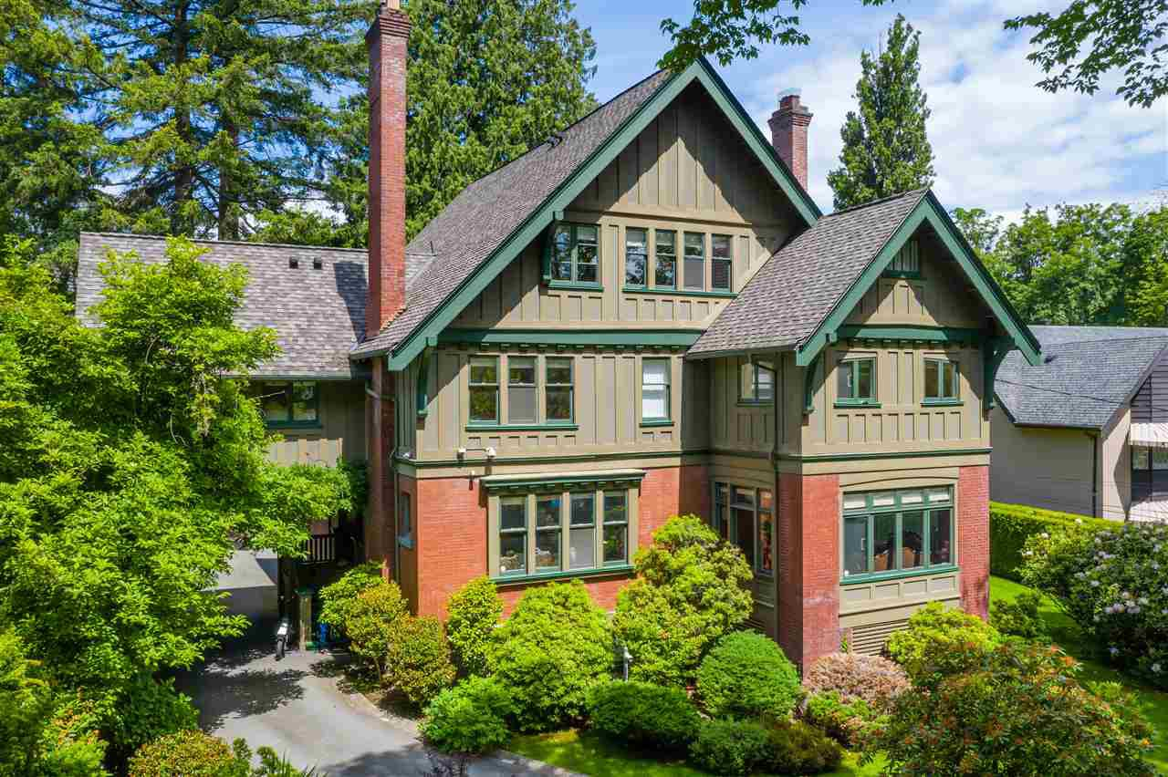 Main Photo: 1469 MATTHEWS Avenue in Vancouver: Shaughnessy House for sale (Vancouver West)  : MLS®# R2510151