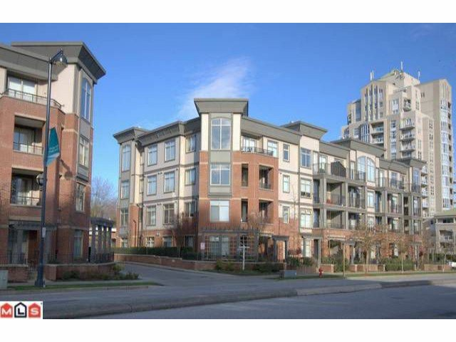 "Main Photo: 115 10499 UNIVERSITY Drive in Surrey: Whalley Condo for sale in ""D'Cor"" (North Surrey)  : MLS®# F1107560"