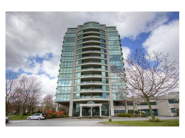 "Main Photo: 1405 8811 LANSDOWNE Road in Richmond: Brighouse Condo for sale in ""CENTRE POINTE"" : MLS®# V884704"