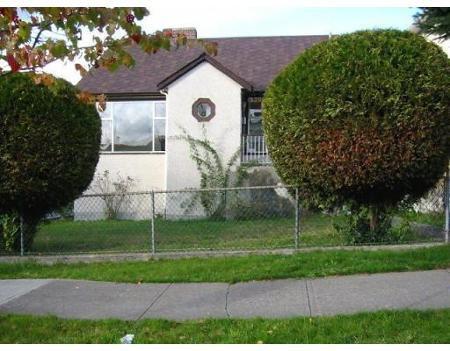 Main Photo: 3203 E 28TH AV in Vancouver: Land for sale (Renfrew Heights)  : MLS®# V629497
