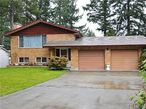 Main Photo: 970 Haslam Ave in VICTORIA: La Glen Lake Single Family Detached for sale (Langford)  : MLS®# 655387