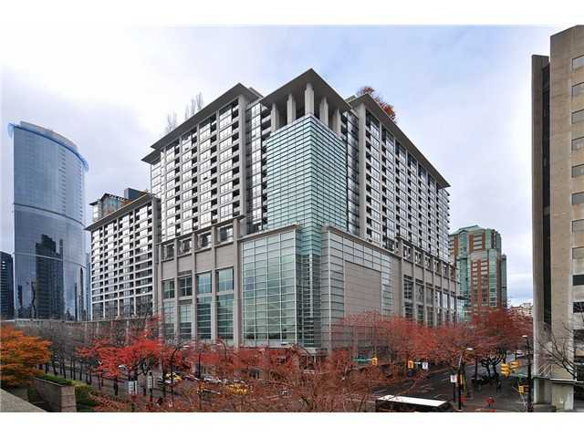 "Main Photo: 1827 938 SMITHE Street in Vancouver: Downtown VW Condo for sale in ""ELECTRIC AVE"" (Vancouver West)  : MLS®# V1040509"