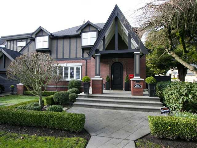 Photo 1: Photos: 7011 WILTSHIRE Street in Vancouver: South Granville House for sale (Vancouver West)  : MLS®# V1102243