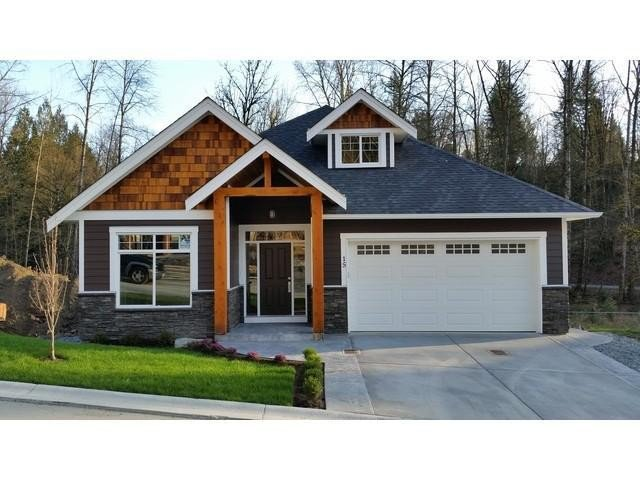 """Main Photo: 15 35259 STRAITON Road in Abbotsford: Abbotsford East House for sale in """"CLAYBURN CREEK ESTATES"""" : MLS®# F1434365"""