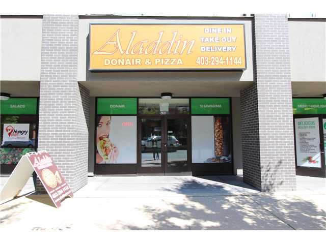 Main Photo:  in Calgary: Hillhurst Business Only for sale : MLS®# C1025861