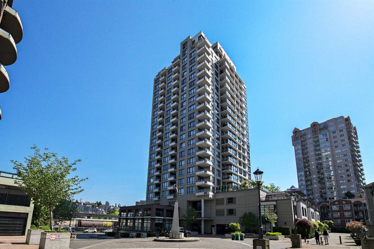 """Main Photo: 1708 1 RENAISSANCE Square in NEW WEST: Quay Condo for sale in """"THE Q"""" (New Westminster)  : MLS®# R2006106"""