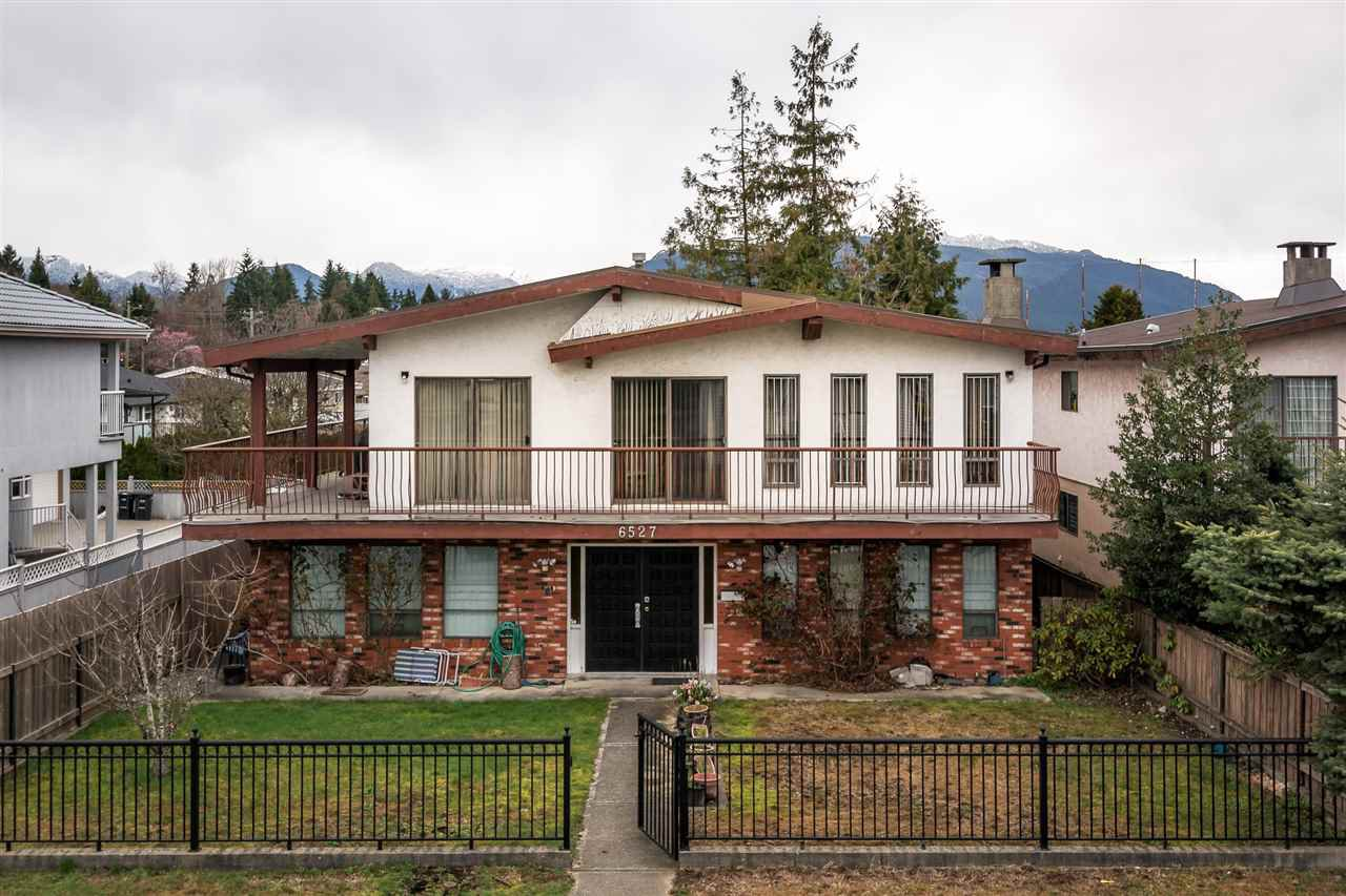 Main Photo: 6527 UNION Street in Burnaby: Sperling-Duthie House for sale (Burnaby North)  : MLS®# R2042968