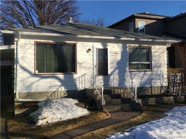 Main Photo: 139 Hindley Avenue in Winnipeg: St Vital Residential for sale (South East Winnipeg)  : MLS®# 1605574