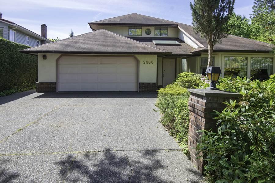 Main Photo: 5460 FLOYD Avenue in Richmond: Steveston North House for sale : MLS®# R2069522