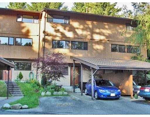Main Photo: 3032 CARINA PLACE in : Simon Fraser Hills Townhouse for sale : MLS®# V650048
