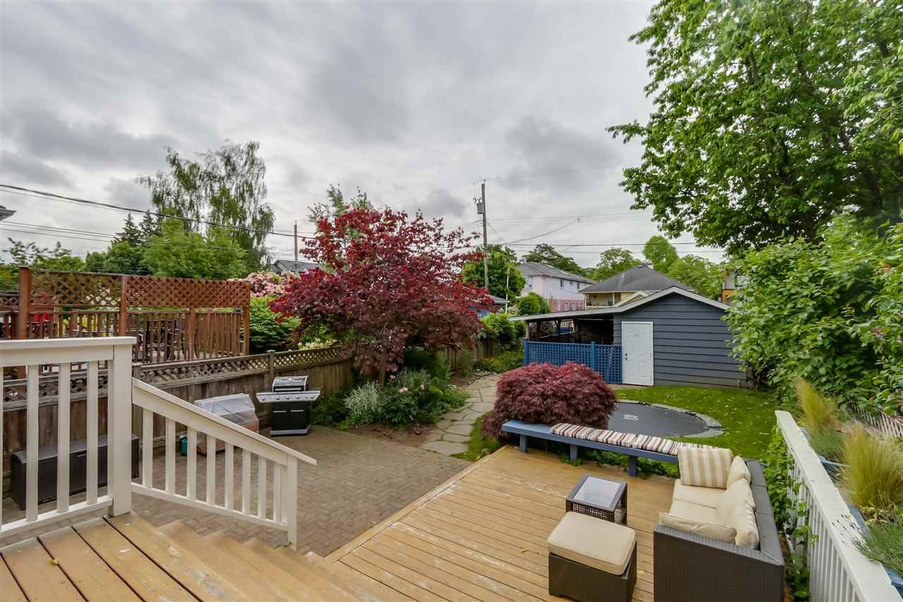 Photo 19: Photos: 462 W 19TH Avenue in Vancouver: Cambie House for sale (Vancouver West)  : MLS®# R2077473