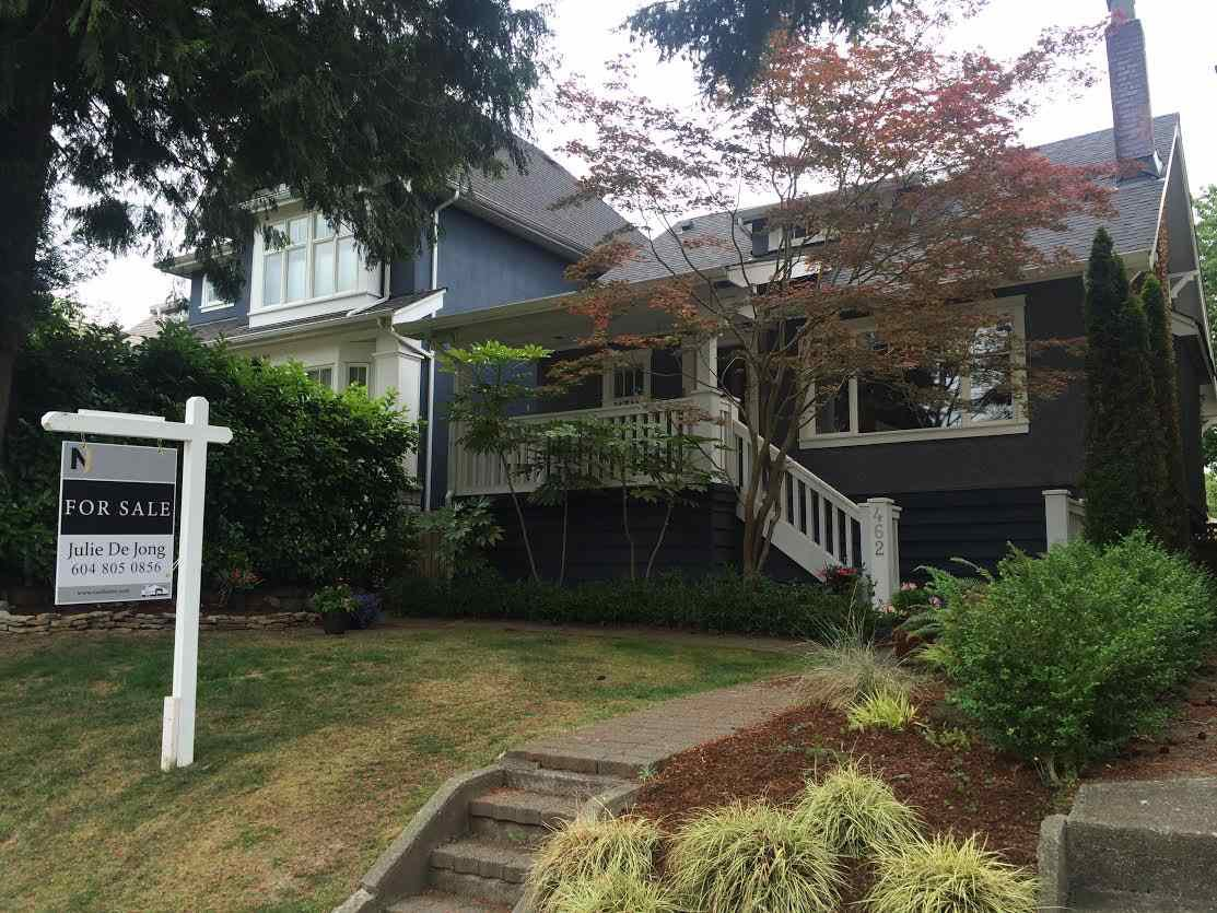 Photo 2: Photos: 462 W 19TH Avenue in Vancouver: Cambie House for sale (Vancouver West)  : MLS®# R2077473