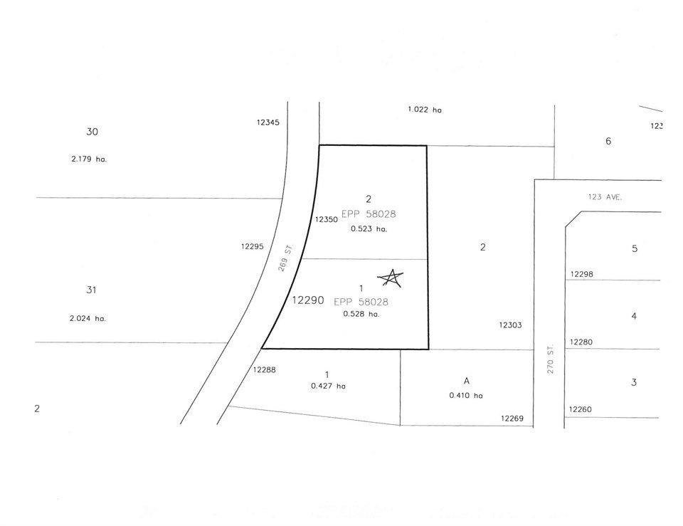Main Photo: 12290 269 Street in Maple Ridge: Northeast Land for sale : MLS®# R2119037