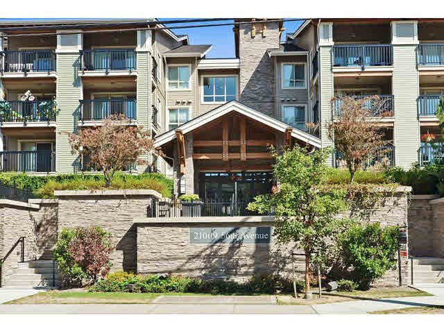 Main Photo: 309 21009 56 Avenue in Langley: Salmon River Condo for sale : MLS®# R2119471