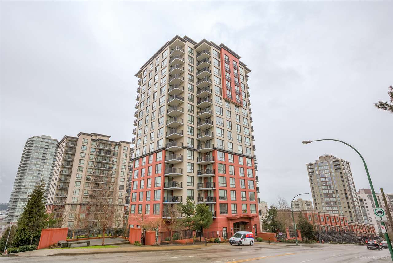 "Main Photo: 1302 814 ROYAL Avenue in New Westminster: Downtown NW Condo for sale in ""NEWS NORTH"" : MLS®# R2132452"