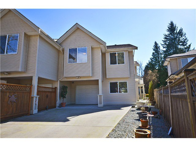Main Photo: 725 LEA AV in Coquitlam: Coquitlam West House 1/2 Duplex for sale : MLS®# V998666