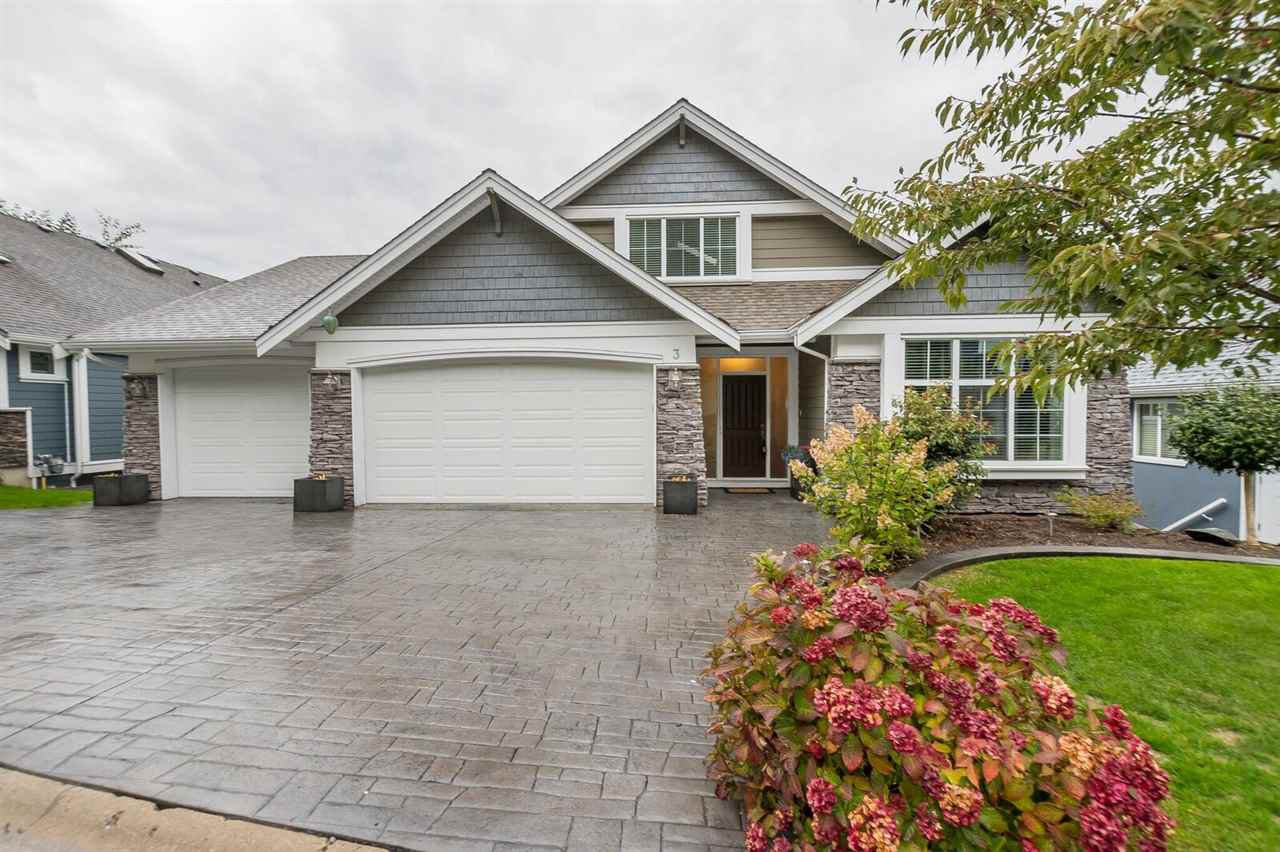 """Main Photo: 3 50354 ADELAIDE Place in Chilliwack: Eastern Hillsides House for sale in """"Elk Creek Park"""" : MLS®# R2212477"""