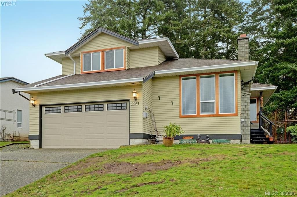 Main Photo: 2231 Tara Pl in SOOKE: Sk Broomhill Single Family Detached for sale (Sooke)  : MLS®# 777427