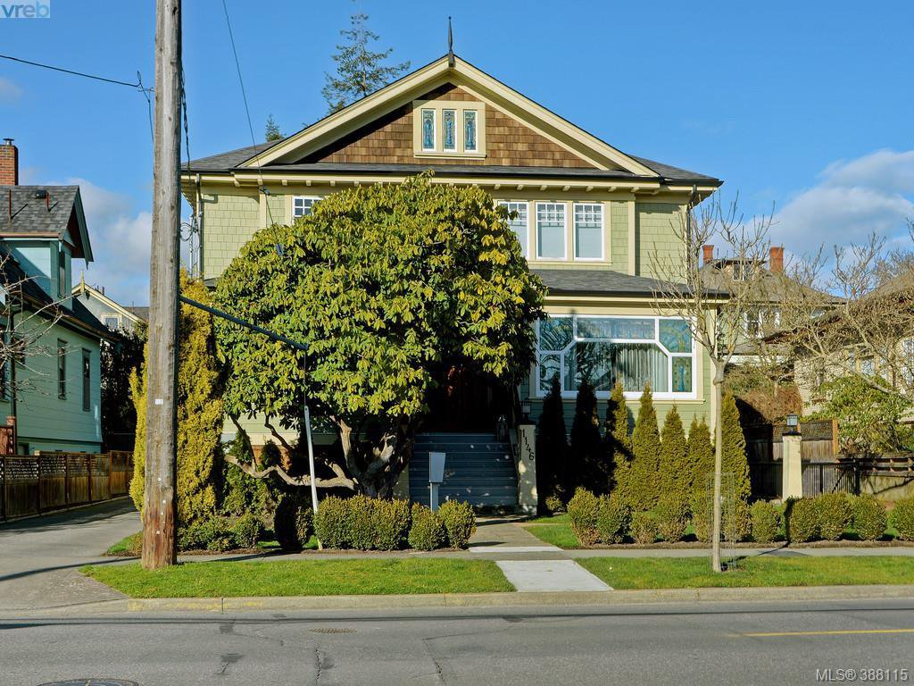 Main Photo: 2 1146 Richardson St in VICTORIA: Vi Fairfield West Condo for sale (Victoria)  : MLS®# 779895