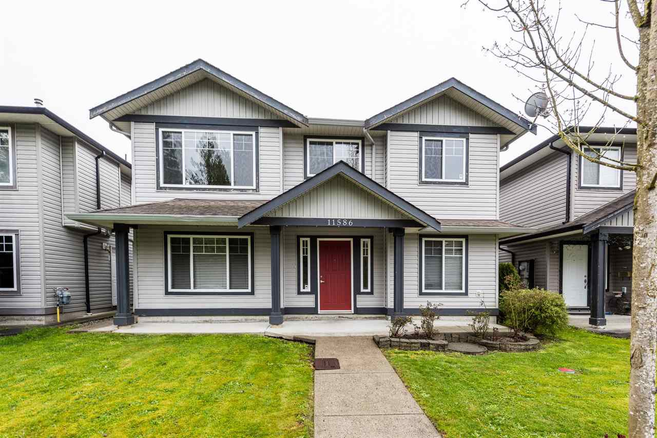 Main Photo: 11586 239A Street in Maple Ridge: Cottonwood MR House for sale : MLS®# R2256285