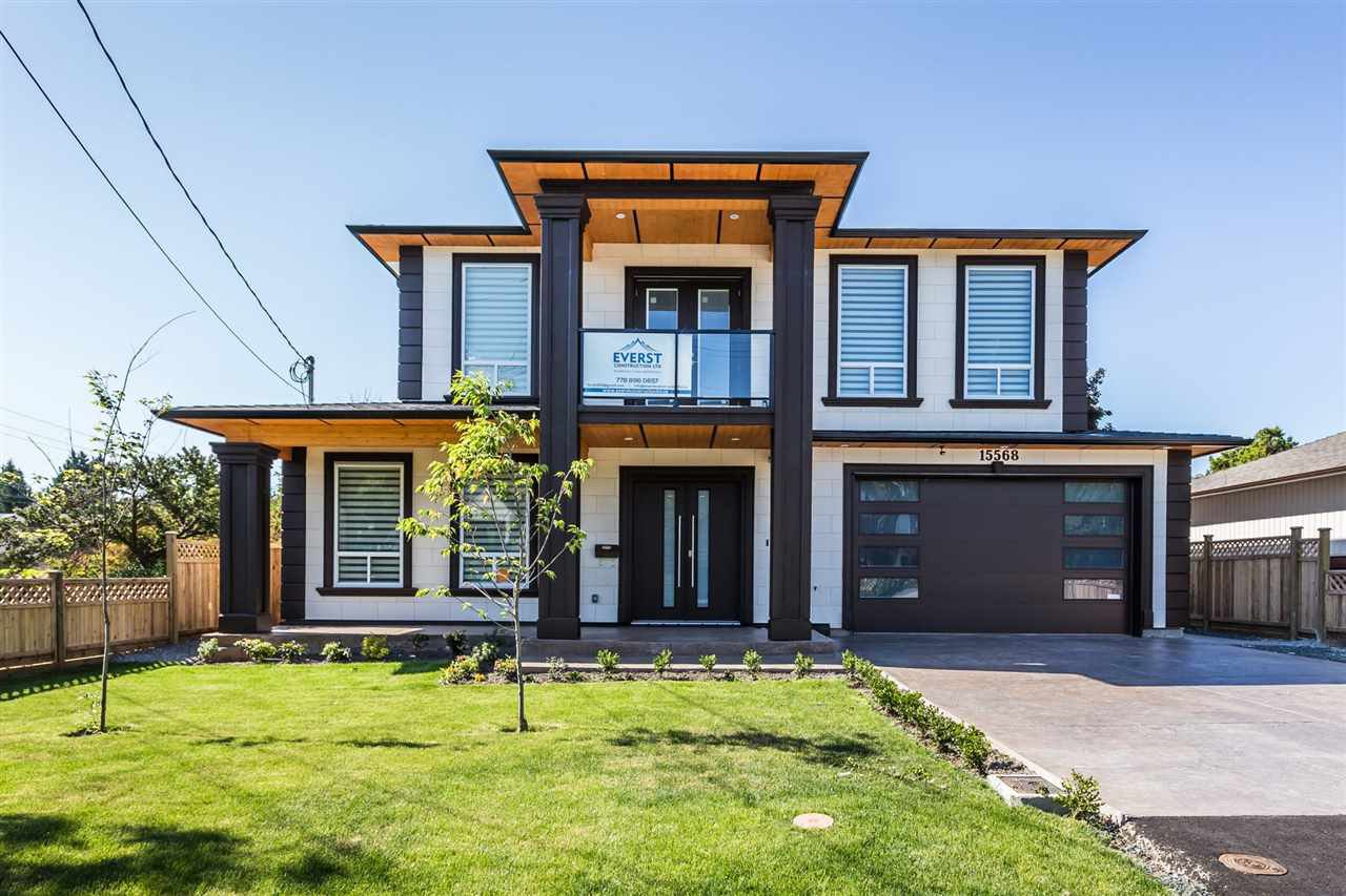Main Photo: 15568 17A Avenue in Surrey: King George Corridor House for sale (South Surrey White Rock)  : MLS®# R2276081