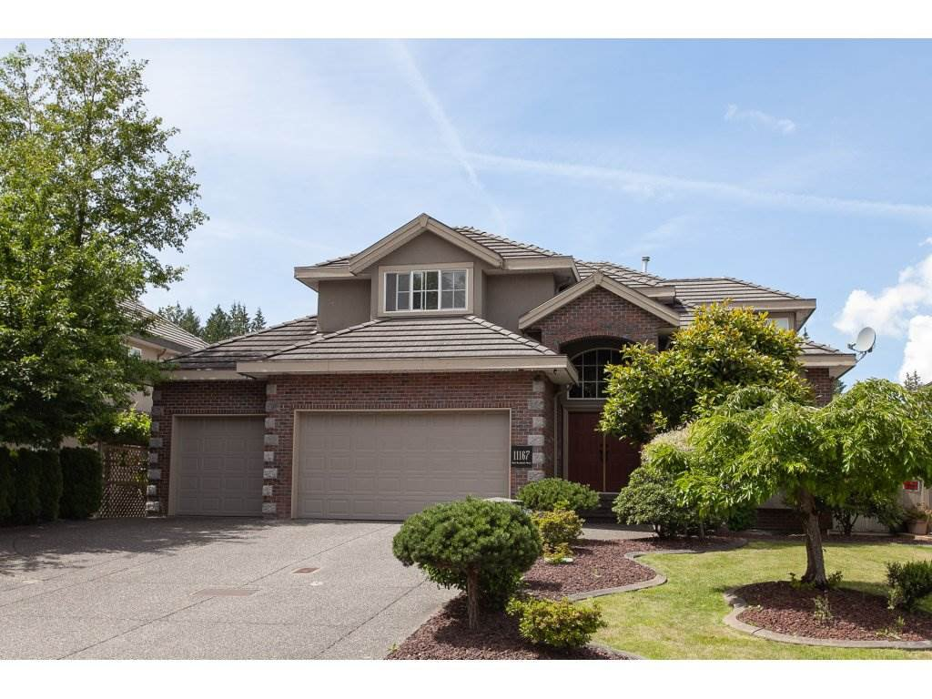 Main Photo: 11167 157A Street in Surrey: Fraser Heights House for sale (North Surrey)  : MLS®# R2284314