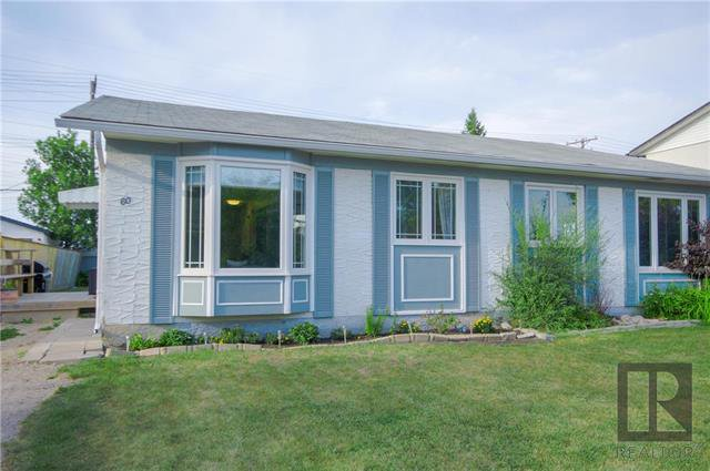 Main Photo: 60 Paulley Drive in Winnipeg: East Transcona Residential for sale (3M)  : MLS®# 1823519