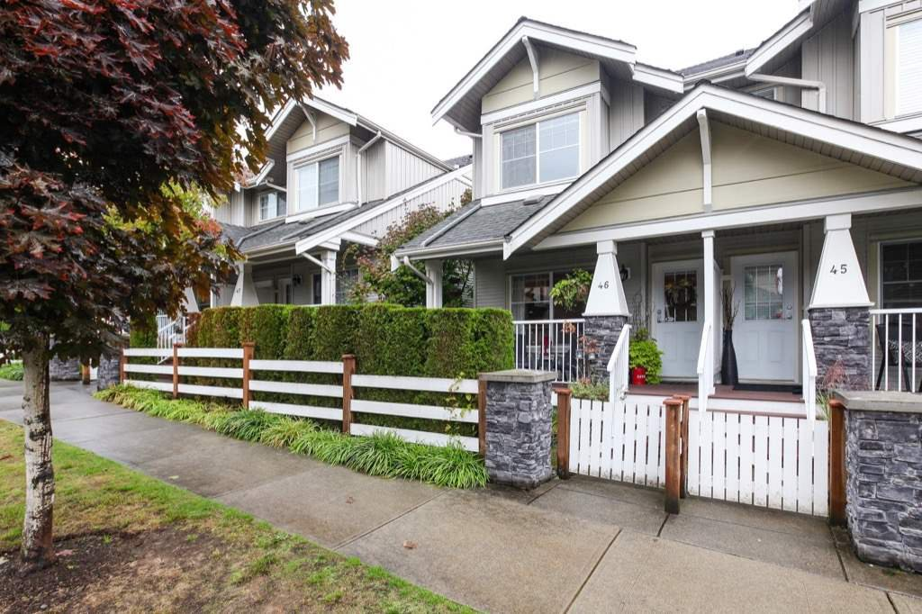 Photo 2: Photos: 46 6568 193B Street in Surrey: Clayton Townhouse for sale (Cloverdale)  : MLS®# R2305531