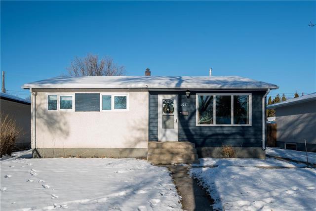 Main Photo: 453 Harold Avenue West in Winnipeg: West Transcona Residential for sale (3L)  : MLS®# 1831529