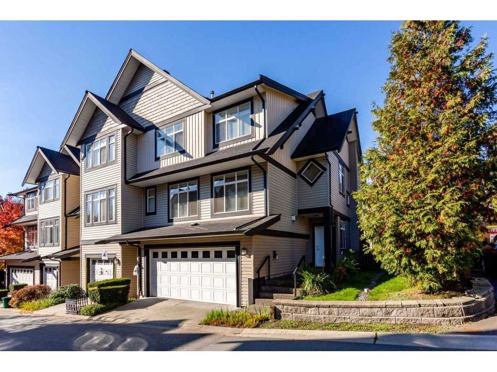 "Main Photo: 67 19932 70TH Avenue in Langley: Willoughby Heights Townhouse for sale in ""Summerwood"" : MLS®# R2329500"
