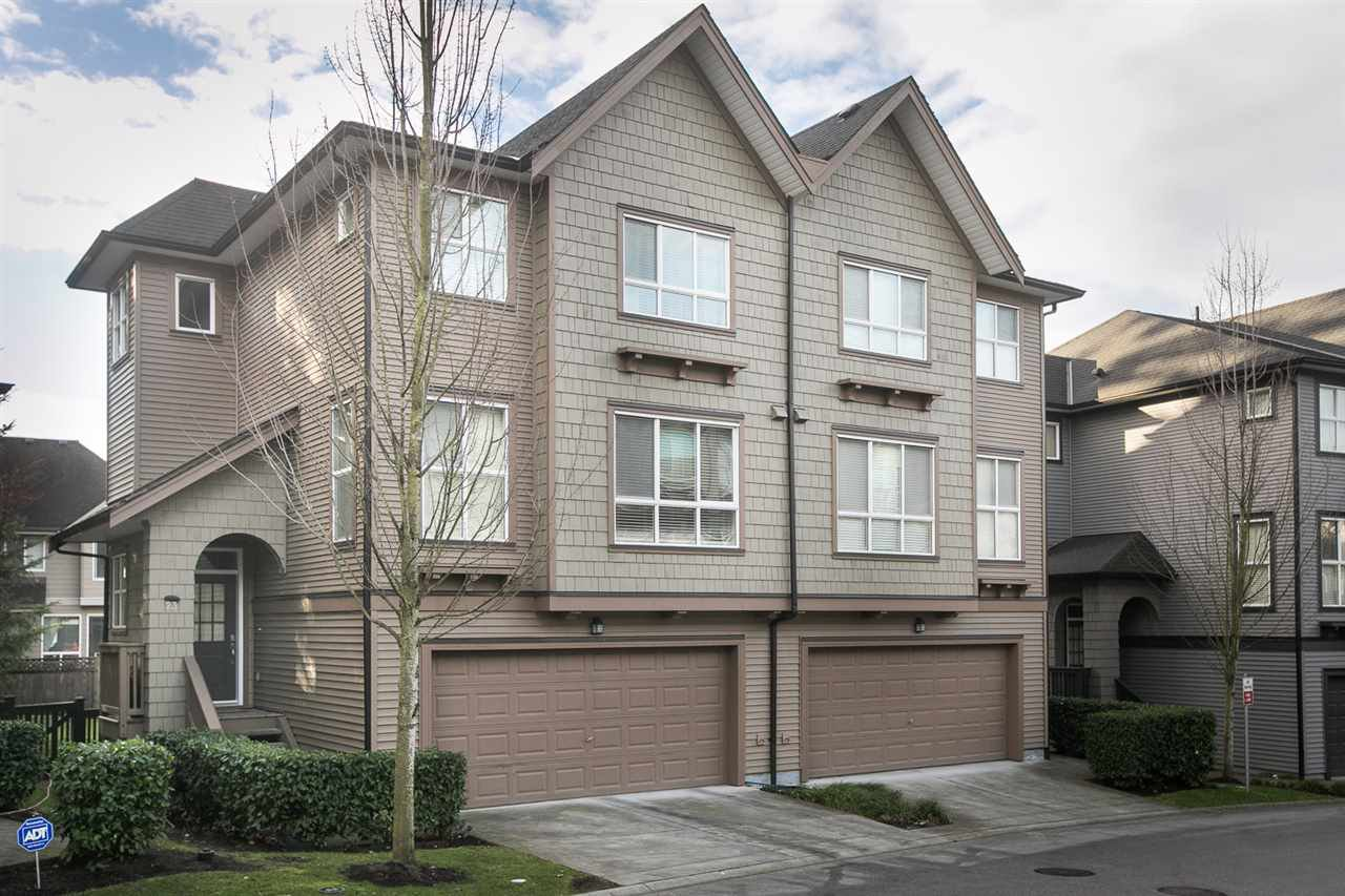 "Main Photo: 23 10489 DELSOM Crescent in Delta: Nordel Townhouse for sale in ""Eclipse"" (N. Delta)  : MLS®# R2336584"