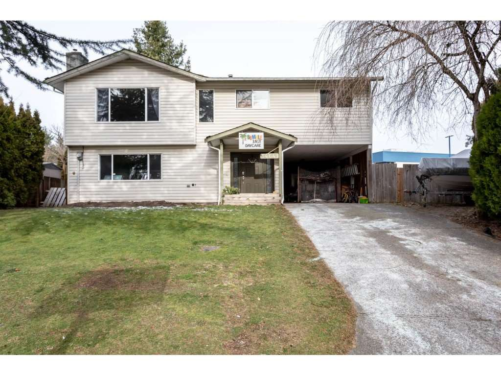 """Main Photo: 34641 MERLIN Place in Abbotsford: Abbotsford East House for sale in """"Mcmillan"""" : MLS®# R2339379"""