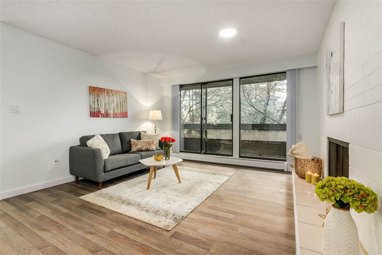 """Photo 3: Photos: 215 3420 BELL Avenue in Burnaby: Sullivan Heights Condo for sale in """"BELL PARK TERRACE"""" (Burnaby North)  : MLS®# R2357746"""