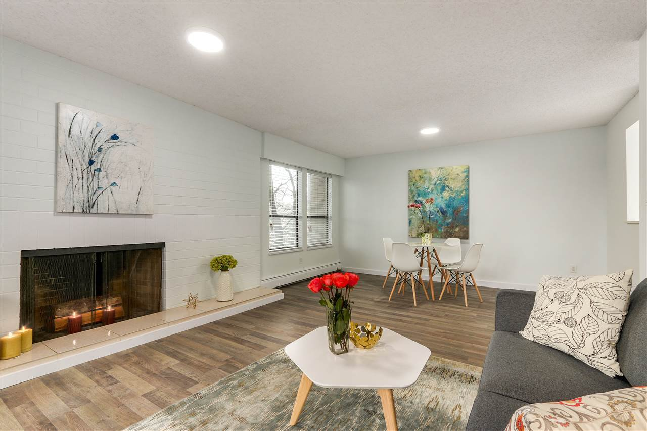 """Photo 1: Photos: 215 3420 BELL Avenue in Burnaby: Sullivan Heights Condo for sale in """"BELL PARK TERRACE"""" (Burnaby North)  : MLS®# R2357746"""