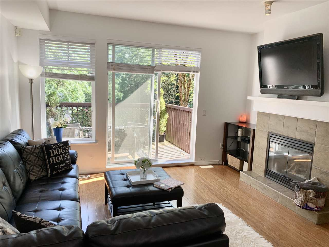 """Main Photo: 60 50 PANORAMA Place in Port Moody: Heritage Woods PM Townhouse for sale in """"ADVENTURE RIDGE"""" : MLS®# R2392982"""