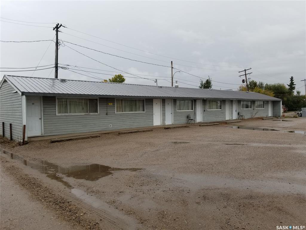 Main Photo: 139 1st Avenue East in Unity: Commercial for sale : MLS®# SK787199