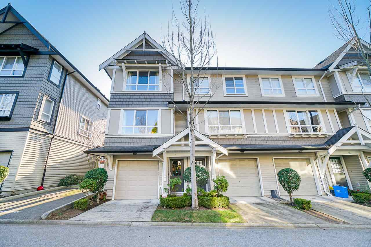 "Main Photo: 7 6747 203 Street in Langley: Willoughby Heights Townhouse for sale in ""Sagebrook"" : MLS®# R2422626"